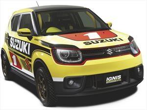Suzuki se alista para el Tokio Auto Salón