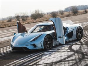 Koenigsegg Regera, fuerte rival del Bugatti Chiron