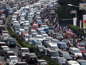 Estas son las 25 ciudades con más tráfico del mundo