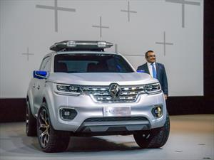 Renault Alaskan Concept, la pickup mediana del rombo se presenta