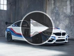 Video: BMW M4 GT4, preparado para hacer arder las pistas
