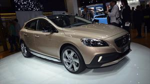 Volvo V40 Cross Country debuta en París 2012