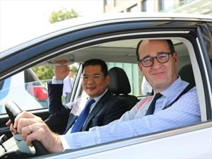 Ford y Zotye Auto se unen para producir autos eléctricos