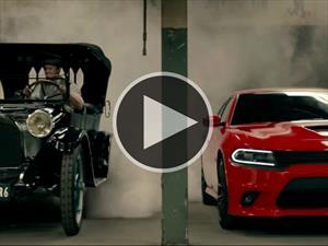 Video: Dodge reúne pasado y presente