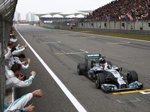 F1: Hamilton recupera puntos en Gran Bretaña