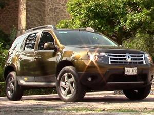Renault Duster 2015 a prueba