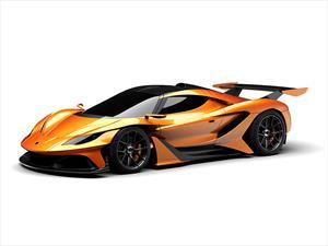 Apollo Arrow, un nuevo súper auto de 1,000 hp