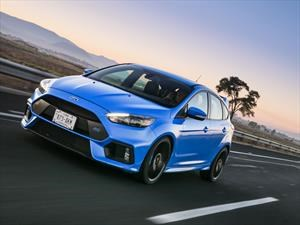 Probando el Ford Focus RS 2017