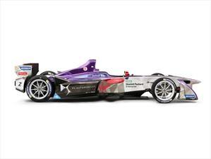 Total prepara un lubricante especial para la transmisión del monoplaza eléctrico de DS y Virgin