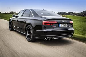Audi S8 por ABT una bestial limusina con 670 hp