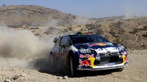 Hirvonen domina la segunda etapa El Cubilete en el Rally México 2012