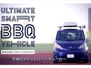 Nissan presenta el Ultimate Smart BBQ Vehicle