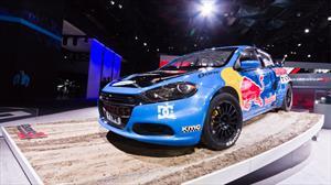 Dodge Dart Rallycross se presenta en el Salón de Nueva York 2012