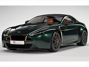 Aston Martin Vantage V12 S Spitfire 80, homenaje aéreo