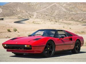 Este 308 GTS es el primer Ferrari eléctrico del mundo