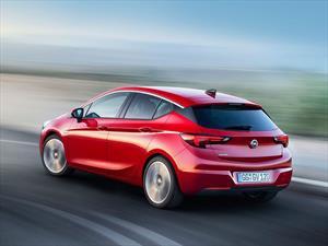 En venta el nuevo Opel Astra 2017 desde $14.990.000