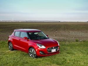 Suzuki Swift 2018 se presenta en México desde $224,900 pesos