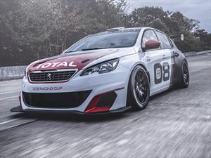 Peugeot 308 Racing Cup, una versión de competencias