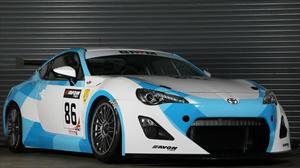 Toyota GT 86 competirá en el torneo europeo