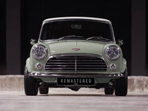 Mini Cooper clásico revive gracias a David Brown