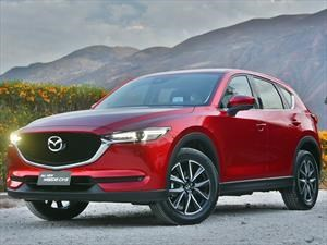 Mazda CX-5 se pone a la cabeza de su segmento en julio