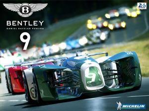 Michelin imagina los autos de Le Mans 2030