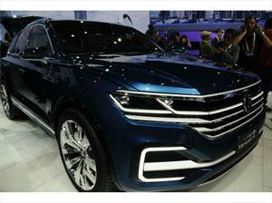 Volkswagen T-Prime Concept GTE, un crossover ultra eficiente