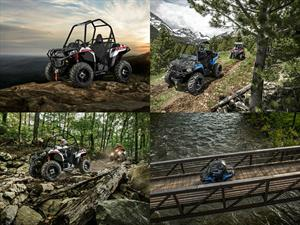"Polaris Sportsman ACE fue nombrado ""Best of the Best"""