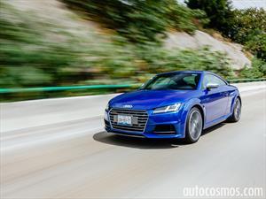 Audi TT 2016 a prueba