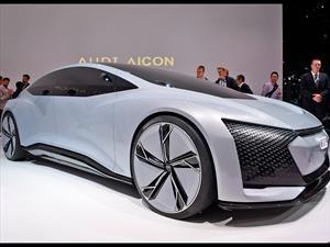 Audi Aicon Concept, más que un ejercicio de diseño