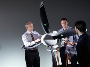 Los aviones podrían tener motor eléctrico
