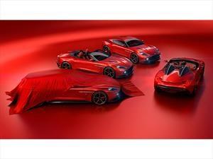 Aston Martin anuncia nuevas versiones del Vanquish Zagato