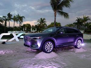 Primer contacto con la Mazda CX-9 2017