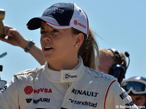 F1 Checo Pérez hace desafortunadas declaraciones de sobre las mujeres piloto