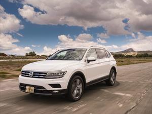 Probando el Volkswagen Tiguan 2018 antes de su lanzamiento