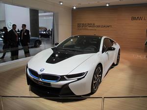 BMW i8: Deportivo del futuro