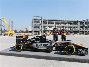 10 cosas que no sabías sobre la remodelación del Autódromo Hermanos Rodríguez