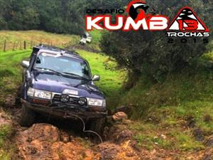 Desafío Kumba 13 trochas 2015