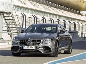 Así es el nuevo Mercedes-AMG E63 2018