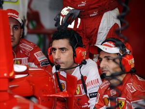 F1: Silencio de radio