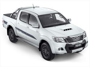 Toyota Hilux Limited, versión especial con cámara Go-Pro