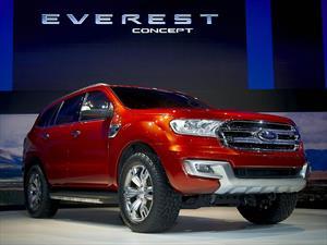Ford muestra el Everest en San Pablo