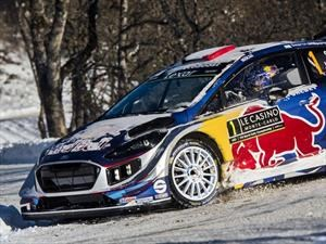 WRC Montecarlo 2017: Ogier está de Fiesta