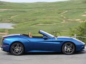 Ferrari California T ahora con neumáticos Bridgestone