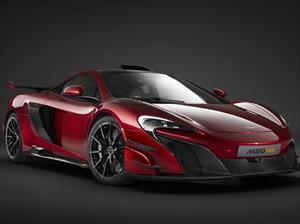 McLaren 650MSO HS: bestia pura