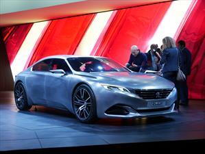 Peugeot Exalt Concept Coupé se presenta