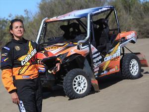 Martha Mariño, primera colombiana en participar en el Rally Dakar