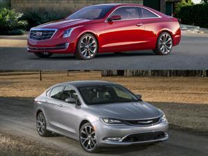Recall a 26,000 unidades del Chrysler 200 y 67,000 del Cadillac ATS