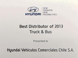 Hyundai Camiones & Buses de Indumotora nuevamente es premiada