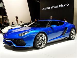 Lamborghini Asterión, el concepto híbrido de la casa de Santa Agatha